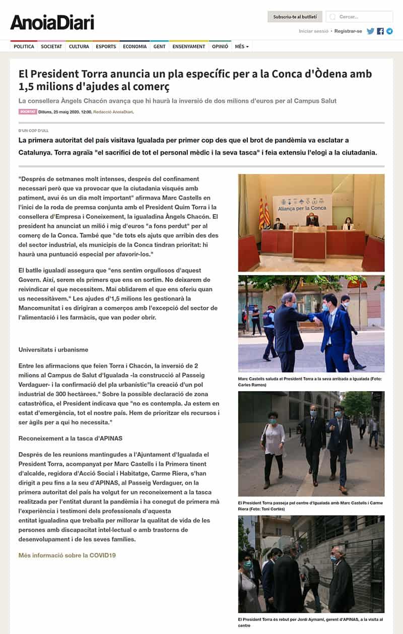 200525- Anoiadiari - Torra-proposa-pla-especific-conca-odena-ajudes-comerc@0,5x