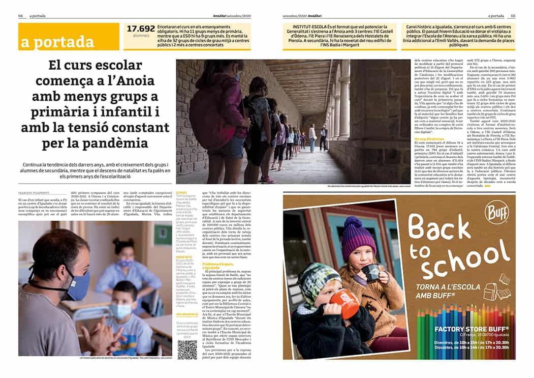 200912 - Anoiadiari - 3de3 - Les escoles obren portes amb tensió per la Covid-19@0,5x