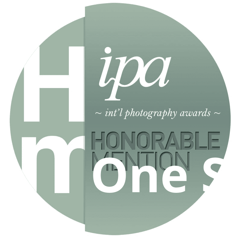 Honorable Mention One Shot Our Times - Int'l Photography Awards